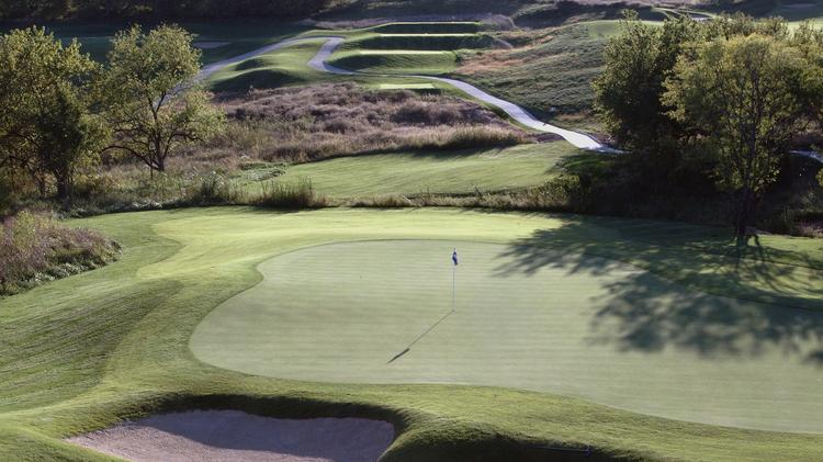 Lenexa golf course sold out of bankruptcy for $2 5M - Kansas City