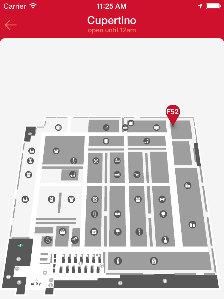 Target's app maps everything in the store, thanks to ... on