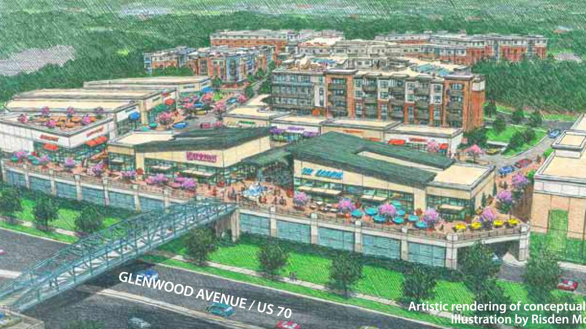 Apartments Near Crabtree Valley Mall