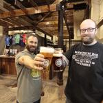 A look inside Memphis Made's new taproom