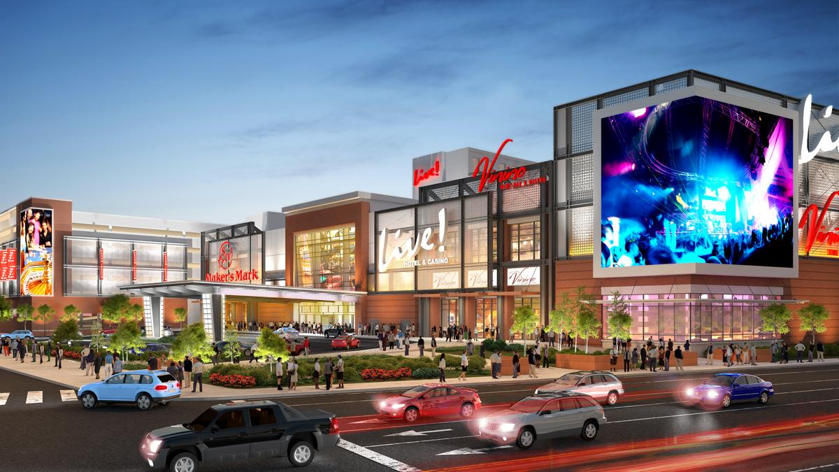 Baltimore casino news