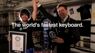 17-year-old breaks his own Guinness record for texting