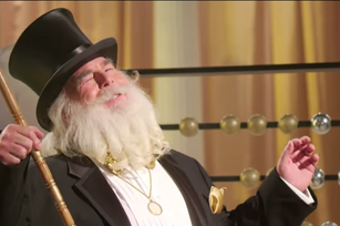 Would you trust Snapchat's demented Uncle Pennybags with your money?