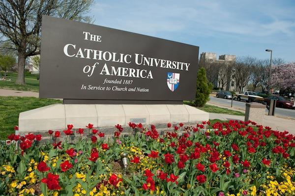 """Responding to a letter from 50 Catholic educators expressing concerns over a  $1 million grant from the Charles Koch Foundation to the Catholic University of America, the university fired back and called the letter an attempt to """"manufacture controversy and score political points."""""""