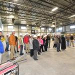 Dot Foods entering home stretch on Dyersburg project
