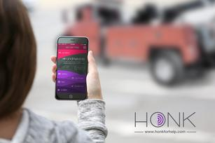 This startup says, Honk if you run into car trouble