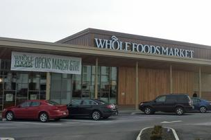 Whole Foods' new store opens Wednesday at the Shops on Lane Avenue.