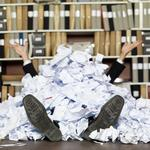 Drowning in information? 3 tips to creating a reliable system for finding what you need fast
