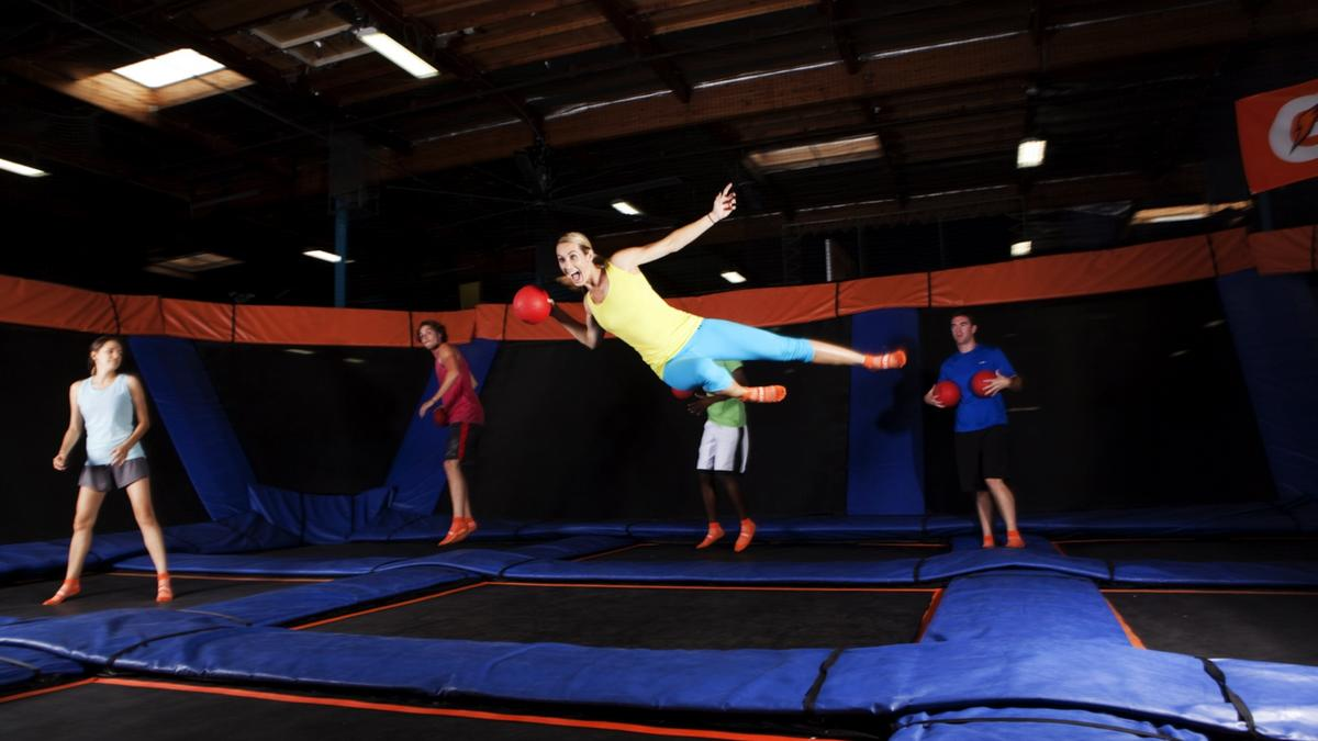 Sky Zone Planning To Open Second Trampoline Park In Albany