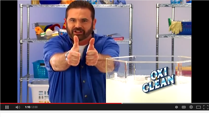 billy mays would be so proud oxiclean teaming up with scotts