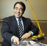 Peter Tateishi: Chamber CEO has a packed resume