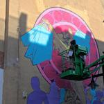 Amex commissions Adams Morgan mural for Small Business Saturday
