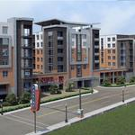 Aqua on the Levee 'to create a lifestyle unequaled in the region'