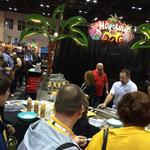 Honolulu Hot Dog Co., others relish chance to showcase biz at IAAPA 2014