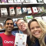 Education startup Osmo partners with Houghton Mifflin Harcourt to launch Numbers game for children