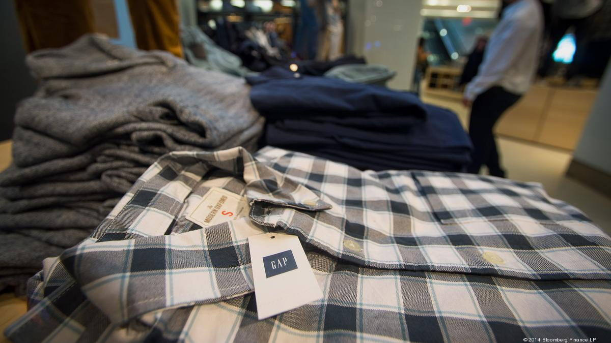 a7eb3c3545848d Gap reduces earnings forecast amid apparel retail slowdown (Video) - The  Business Journals