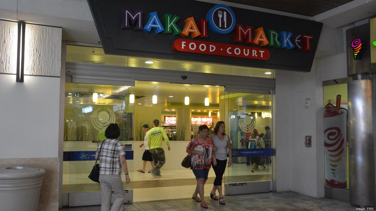Ala Moana Mall Food Court Fire