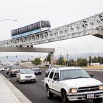 BART rolls out $484 million Oakland Airport connector (Video)