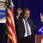 Former Charlotte mayor calls for action in Congress