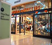 Urban Outfitters is one of the new retailers at Dadeland Mall's newest 102,000-square-foot wing.
