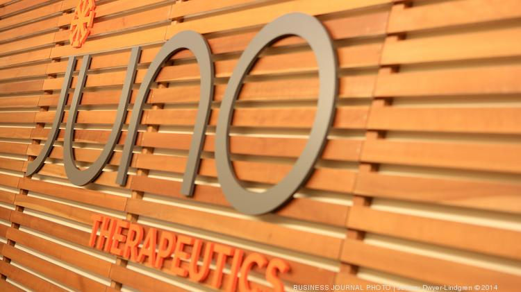Juno Therapeutics 'is growing' and is advertising close to 90 open positions.
