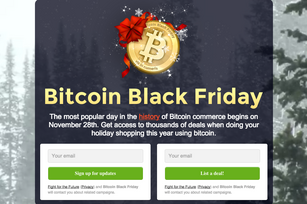 5 reasons Bitcoin Black Friday may still see record volume transactions