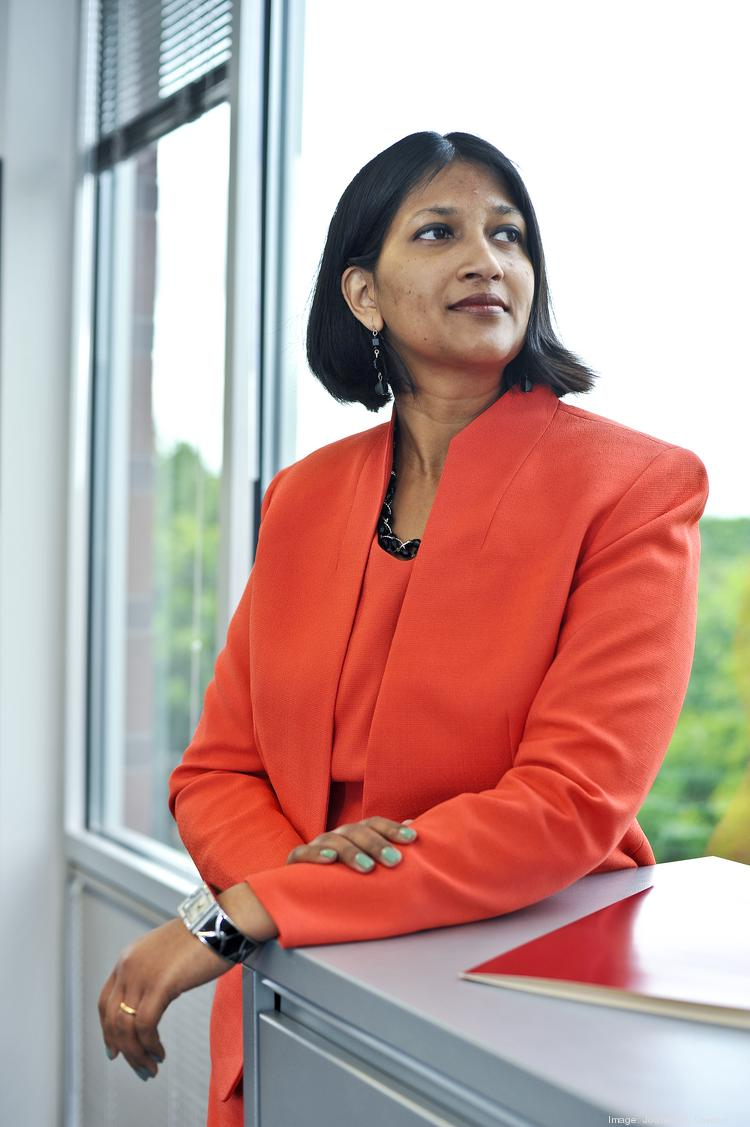 Getting federal 8(a) certification for minority-owned small businesses was a turning point for Ampcus, said Anjali Ramakumaran, founder and CEO of the fast-growing company.