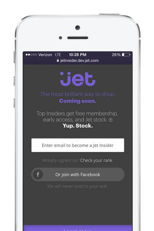 What's it take to challenge Amazon? For Jet.com, giving away equity to lure new users