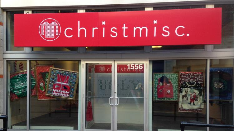 the columbus store opened last week at 1556 n high st - Stores Open On Christmas 2014