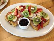 The Floridian French Toast is one of First Watch's popular breakfast and brunch dishes.