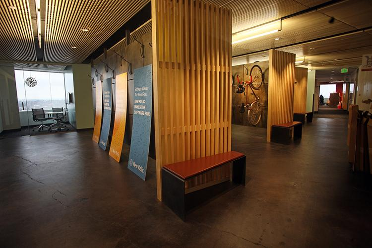 Cool Spaces: Comic-themed meeting rooms at New Relic Inc ...