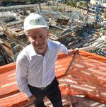 <strong>Brad</strong> <strong>Meltzer</strong> on how Plaza Construction survived the downturn