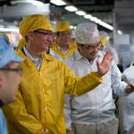 Texas among states talking with Foxconn about building plants