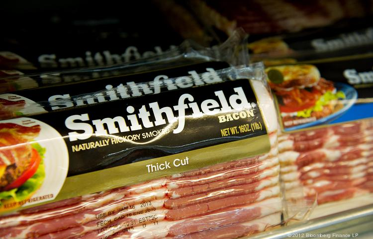 Before a $4.7 billion sale of Smithfield Foods to Chinese firm Shuanghui International is completed, each company's shareholders must approve the sale.