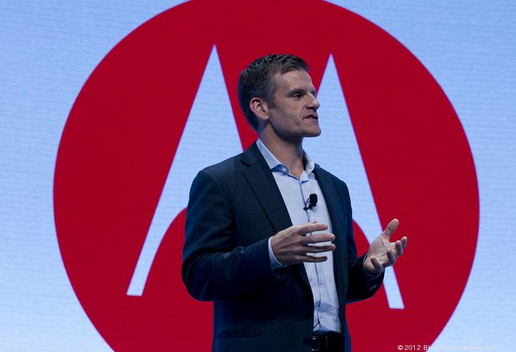 Dennis Woodside, former CEO of Motorola Mobility, will become Dropbox Inc.'s new chief operating officer, according to reports.