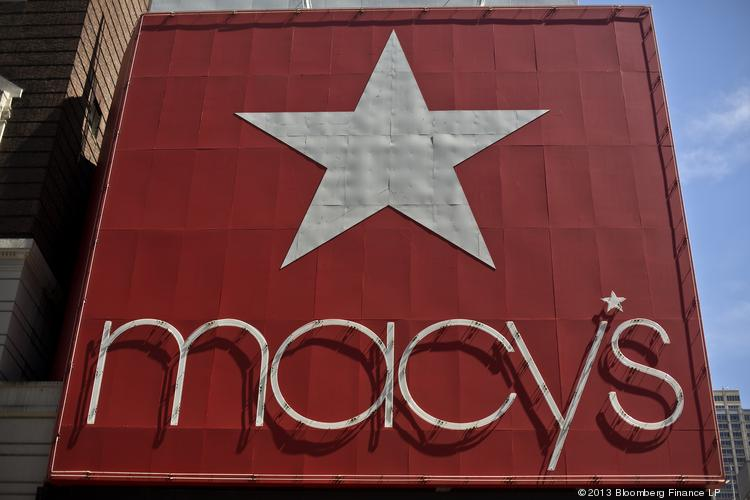 Macy's Inc says it's closing five stores but has another eight planned or in construction.