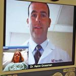 With telemedicine, 'health care of the future' is already here