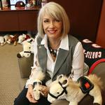 PBJ Interview: Wells Fargo's Tracy Curtis on family, humor and heart health