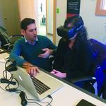 As virtual reality takes off in Seattle, commercial real estate companies get in on the game