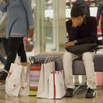 Black Friday shopping thins, though full-season sales still on track (Video)
