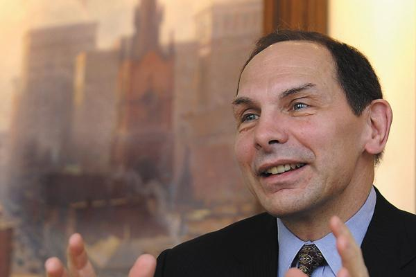 Former P&G CEO Bob McDonald has been named chairman of the board at Cintrifuse.