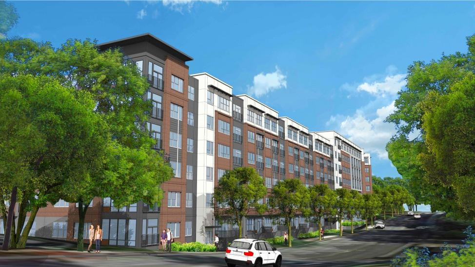 Hanover Co. About To Start 375 Unit Buckhead Project   Atlanta Business  Chronicle