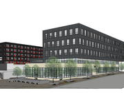 Hennepin County Human Services and Public Health Department would occupy all of the 100,000-square-foot office building planned as part of the L&H Station development.