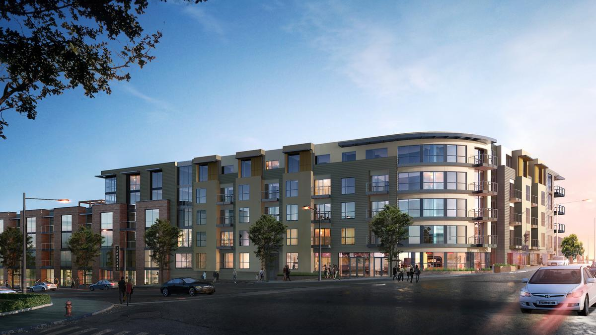 SRM Development Jumps Into Oakland Multi Family Housing With Temescal  Apartments   San Francisco Business Times