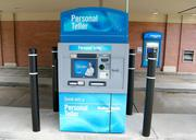Dollar Bank has personal teller machines at two Pittsburgh branches.