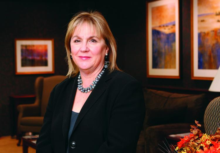 "Diane Holder, president and CEO of UPMC Health Plan, said there's ""a big appetite"" for its software and consulting services through Evolent Health."