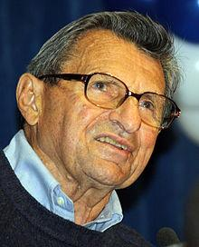 The family of former Penn State head football coach Joe Paterno  is suing the NCAA.