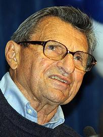 A Penn State trustee has resigned over the handling of the Joe Paterno firing.