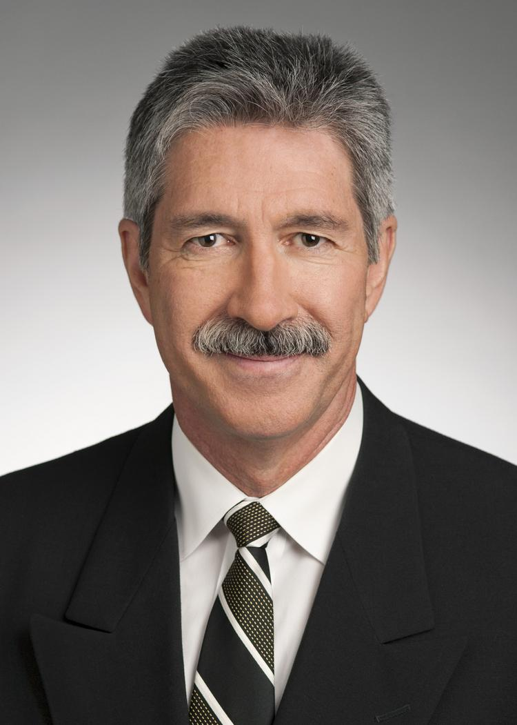 Mario Longhi, president-elect of U.S. Steel Corp. (NYSE: X)