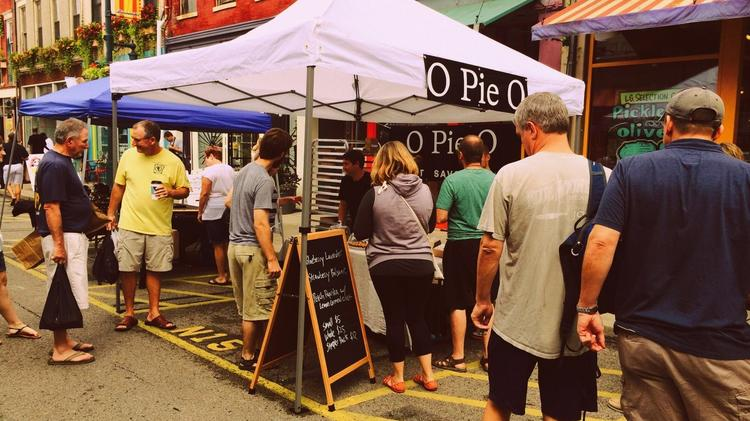 Findlay Market Vendor O Pie Is Opening A Brick And Mortar Location In